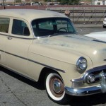 1953 Tin Woody