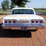 1963 Impala tail lights